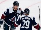 """""""Avalanche"""" kapteinis Landeskūgs vienojas par 56 miljonu līgumu un paliks komandā"""