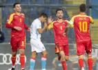 Melnkalne – krietni mazāka kartē, bet favorīte futbola laukumā