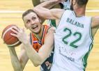 Mejeris un ''Parma'' par FIBA Eiropas kausu cīnīsies Telavivā