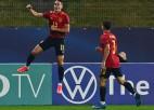 Vācija, Spānija, Nīderlande un Itālija iekļūst U-21 čempionāta ceturtdaļfinālā