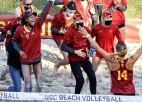 """Graudiņai/Kraftai pirmoreiz smags sets, USC satriec """"top 6"""" vienības"""
