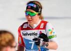 Talantīgā norvēģu juniore Fossesholma ies Eidukas pēdās saistībā ar medicīnas mācībām