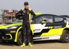 Bijušā WRC pilota 16 gadus vecais dēls turpinās startēt Latvijā un Baltijā (+video)