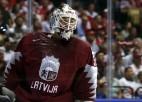 Latvijas izlase Ziemeļamerikā spēlējošajiem rezervējusi piecas vietas čārterreisā