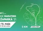 """Maijā Mežaparkā darbosies Rimi Rīgas maratona trase """"Maratons Mežaparkā"""""""