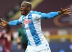 ''Napoli'' pieveic ''Torino'' un ielaužas labāko četriniekā; ''Lazio'' grauj ''Milan''