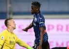''Inter'' sper platu soli pretī titulam; ''Atalanta'' kļūst par vicelīderi