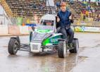 Nitišs un Baldiņš startēs spēcīgajā ''RallyX Nordic'' čempionāta 1.posmā