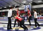 Covid 19 nežēlo, tomēr pasaules sieviešu kērlinga čempionāts notiks