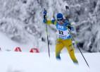 Zviedriem jau zināmi trīs dalībnieki nākamgad olimpiskajās spēlēs biatlonā