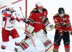 CSKA kanādieti Laipsiku uz Magņitogorsku aizmaina pret tiesībām uz NHL zviedru uzbrucēju