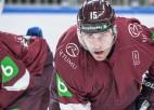 Hārtlija vadībā Latvijas izlase samēros spēkus ar šveiciešiem