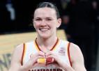 """Oficiāli: Anete Šteinberga turpinās spēlēt """"Galatasaray"""""""