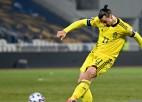 """Zviedrija """"Euro 2020"""" bez Ibrahīmoviča, pirmais lielais turnīrs Lāšona dēlam"""