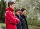 """""""Liepājas"""" zaudējumi pret Latvijas vadošo trijnieku turpinās arī Valmierā"""