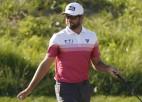 """""""PGA Championship"""" pirmo raundu vējā vislabāk nospēlē Konerss"""