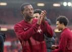 """Veinaldums pēc aiziešanas no """"Liverpool"""" noslēdz līgumu ar PSG"""