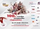 Jelgavā notiks jubilejas Latvijas čempionāts vieglatlētikā