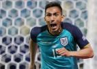 Ekvadora pārtrauc Brazīlijas uzvaru sēriju, Peru aizsūta mājās Venecuēlu