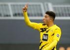 """Dortmunde apstiprina Sančo 85 miljonu gaidāmo pāreju uz Mančestras """"United"""""""