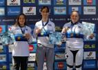 Latvijas BMX sportistiem trīs zelta godalgas Eiropas BMX čempionāta otrajā dienā