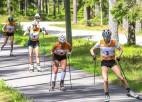 Nedēļas nogalē Priekuļos sāksies LČ rollerslēpošanā ar ārzemniekiem un biatlonistiem