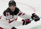 """""""Sabres"""" ar pirmo numuru draftē Rīgā par čempionu kļuvušo Paueru, """"Canadiens"""" šokē"""