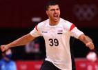 Ēģipte apspēlē debitanti, olimpiskā un pasaules čempione iemet 47 vārtus
