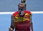 WTA ranga līdere Bārtija Tokijā netiek galā ar Sorivesas Tormo aizsardzību