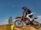 Macuks uzvar Lietuvas motokrosa čempionātā MX1 klasē