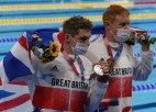 Britu peldētājiem pirmās divas vietas pirmoreiz kopš 1908. gada, dubultuzvara arī krieviem