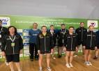 Latvijas galda tenisisti nostartējuši Eiropas jaunatnes čempionātā Horvātijā
