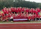 Latvijas jaunieši otrie Baltijas U16 komandu čempionātā Viļņā