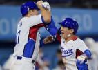 Dienvidkorejas beisbolisti papildus īningā nodrošina uzvaru pār Izraēlu