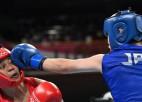 Pirmo zeltu boksā izcīna Japāna, Ganai pirmā olimpiskā medaļa kopš 1992. gada
