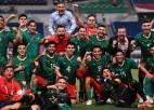 Meksika sakauj Japānu un izcīna Tokijas futbola turnīra bronzu