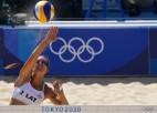 """Kravčenoka: """"Olimpiskajās spēlēs mēs parādījām, ka Latvija patiešām var"""""""