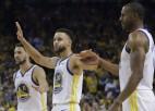 """Trīskārtējais čempions Igudala atgriezīsies """"Warriors"""", Redžijs Džeksons paliks """"Clippers"""""""