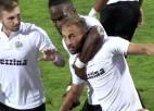 """Video: """"Riga"""" Daugavas stadionā atzīst Maltas """"Hibernians"""" pārākumu"""