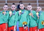 Bešā paliek arī krievu mākslas vingrošanas komanda, neuzvarot pirmoreiz kopš 1996. gada