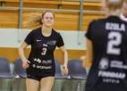 Latvijas izlases volejboliste Ņečiporuka spēlēs Ostravas vienībā