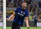 ''Inter'' titula aizstāvēšanu sāk ar ''Genoa'' sagraušanu, ''Atalanta'' izglābjas