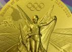 Tokijas olimpisko spēļu čempione žēlojas par medaļas bojāšanos