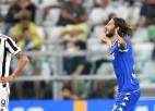 """Dzīve bez Ronaldu: Turīnas """"Juventus"""" mājās zaudē B sērijas čempionei"""