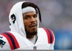 """""""Patriots"""" atlaiž Ņūtonu, sezonu sāks ar debitantu Džonsu"""