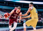 Latvija A grupā spēlēs pret Serbiju, Beļģiju un Slovākiju