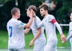 ''Dinamo Rīga'' un ''Rēzekne'' uzvar Nākotnes līgā, ''Saldus'' un ''Alberts'' spēlē neizšķirti