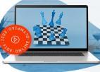 Latvija tiešsaistes olimpiādē šahā pirmo reizi spēlēja Top divīzijā