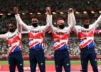 Udžam pozitīva arī B prove, Lielbritānijai var atņemt sudrabu 4x100 metru stafetē
