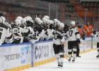 HK ''Rīga'' vēlreiz uzvar Habarovskā un izcīna trešo panākumu pēc kārtas